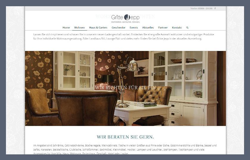 exklusive m bel und wohnberatung in berlin werbeagentur bm partner rostock. Black Bedroom Furniture Sets. Home Design Ideas