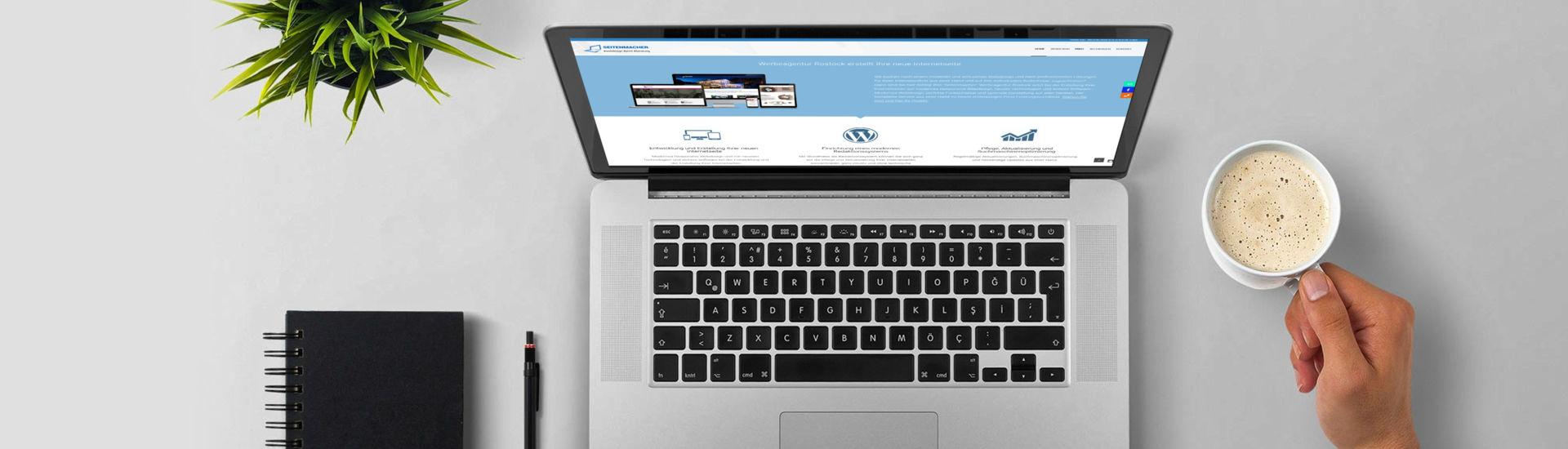 Seit über 20 Jahren sind wir Ihre Ihre Werbeagentur in Rostock und Ihr Partner wenn es um die die besten Lösungen für Ihren Online- und Printauftritt geht.