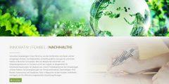Internetseite der Yamaton Paper GmbH in Rostock